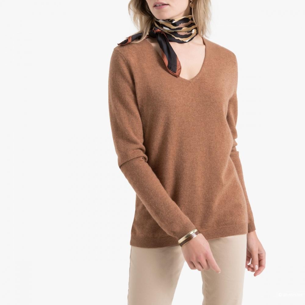 Кашемировый пуловер  ESISTO  размер L