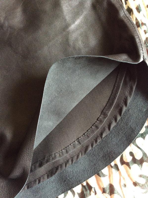 Кожаные шорты Moss Copenhagen размер L