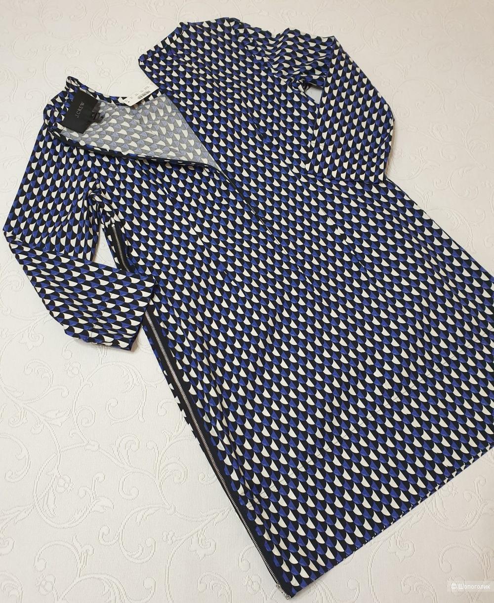 Платье Jcrew р. 10 US (46-48 рос.)