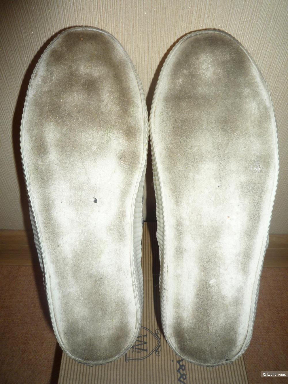 Кеды Massimo Dutti 34 размер