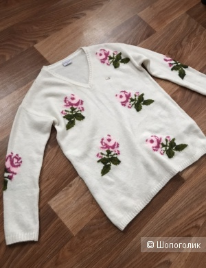 Пуловер-кофта US polo ASSN, 50 размер
