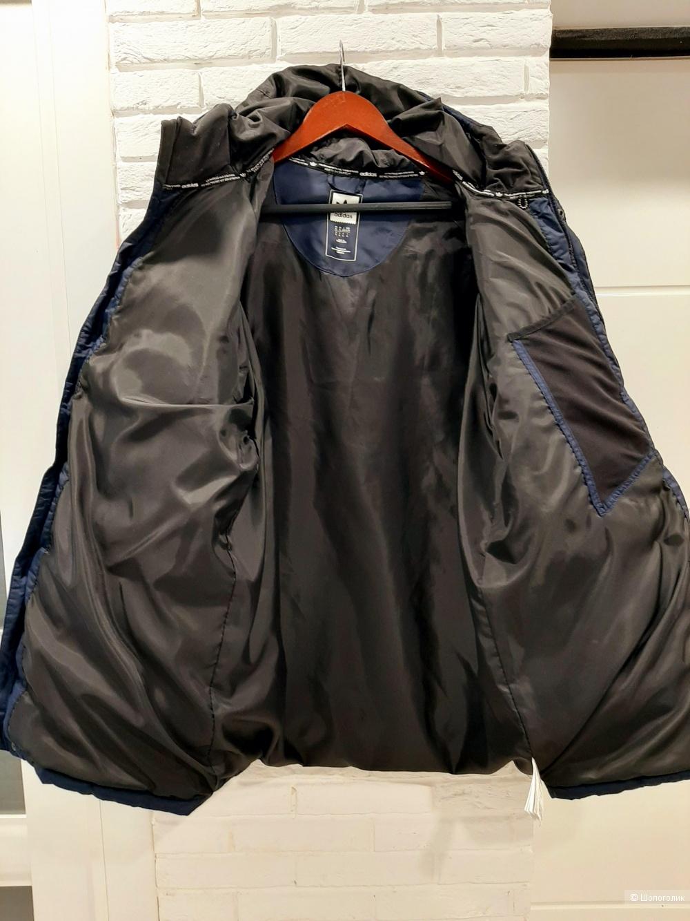 Мужской пуховик Adidas, размер XL