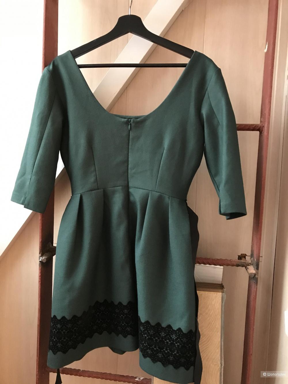 Эффектное платье Justwoman р.40