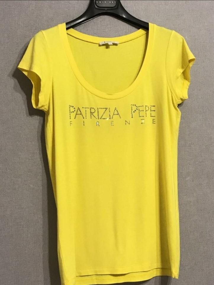 Футболка Patrizia Pepe, размер 44 росс.