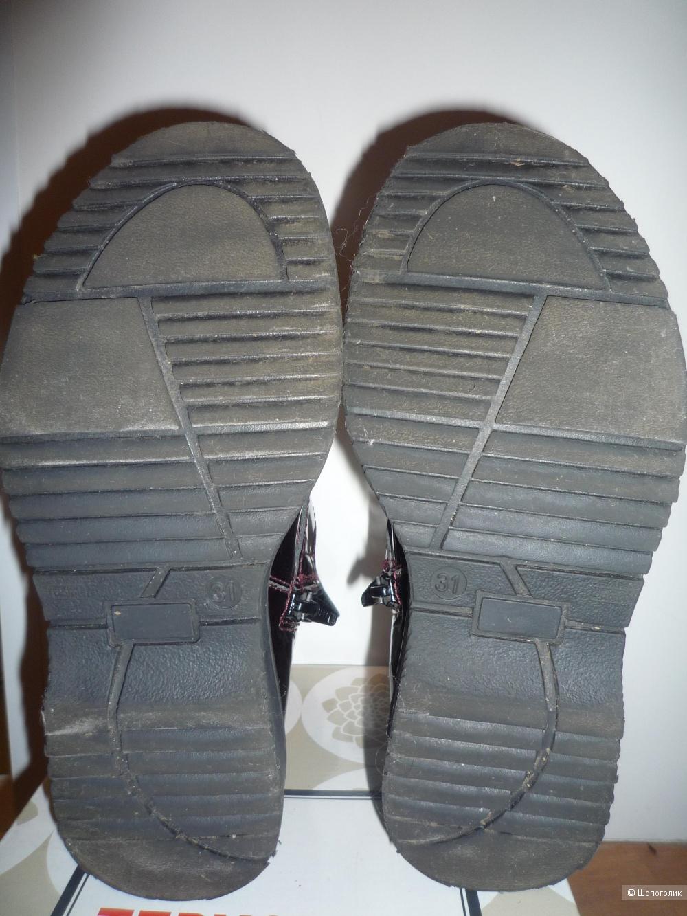 Ботинки демисезонные UNISA 31 размер