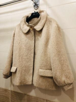 Пальто из шерсти  Dorothee Schumacher. Размер S-L.