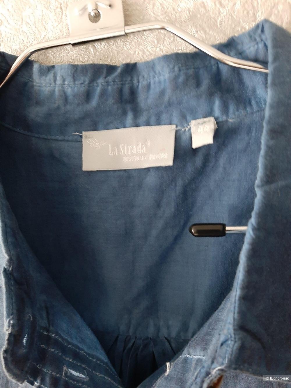 Рубашка La Strada размер 48+