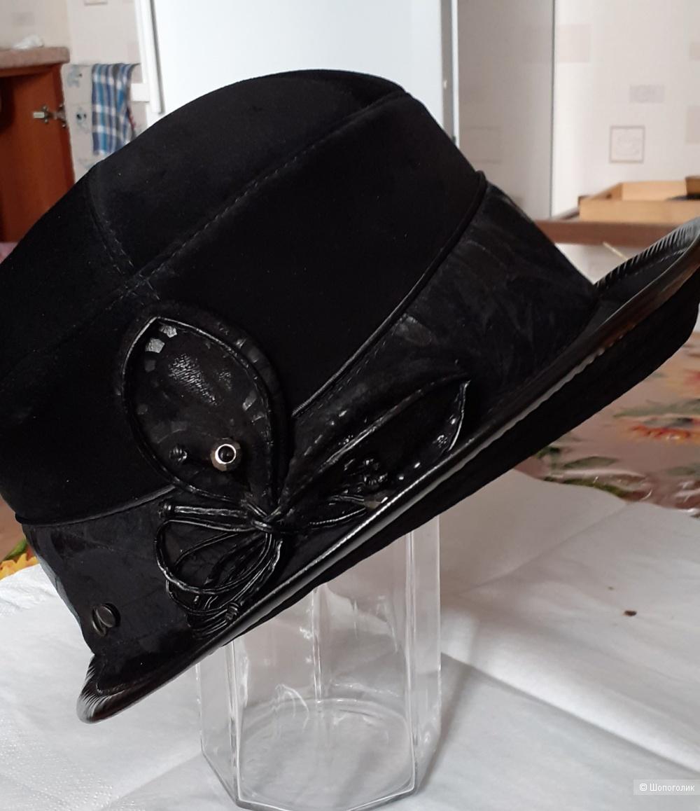 Шляпа женская,no name, 57-58