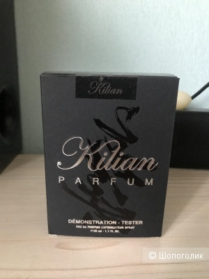 Kilian parfum flower of immortality тестер