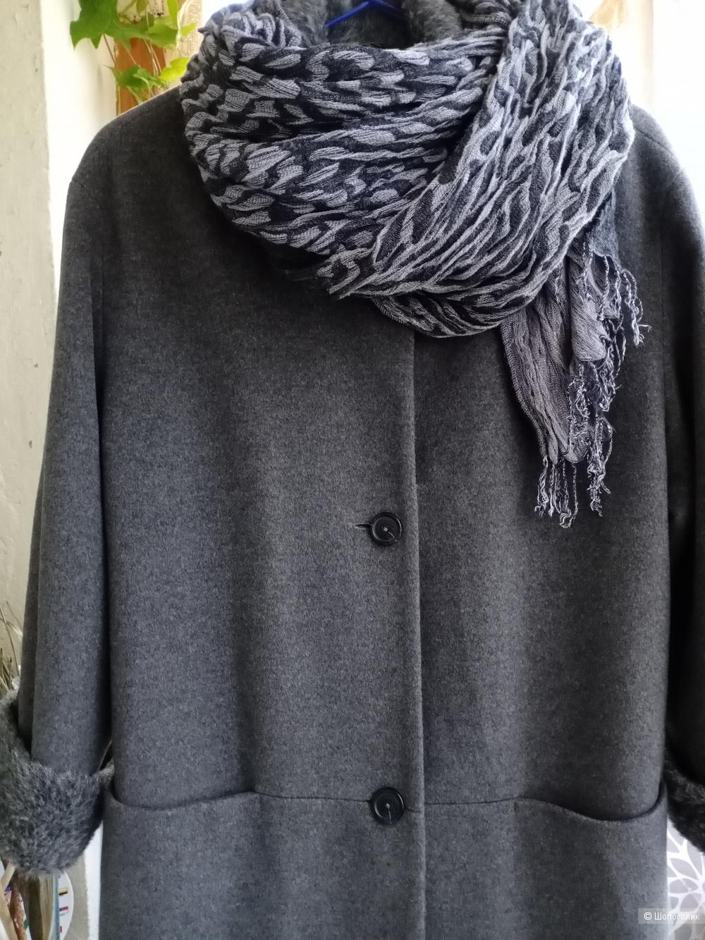 Пальто  Hensel und Mortensen, 50-54 размер