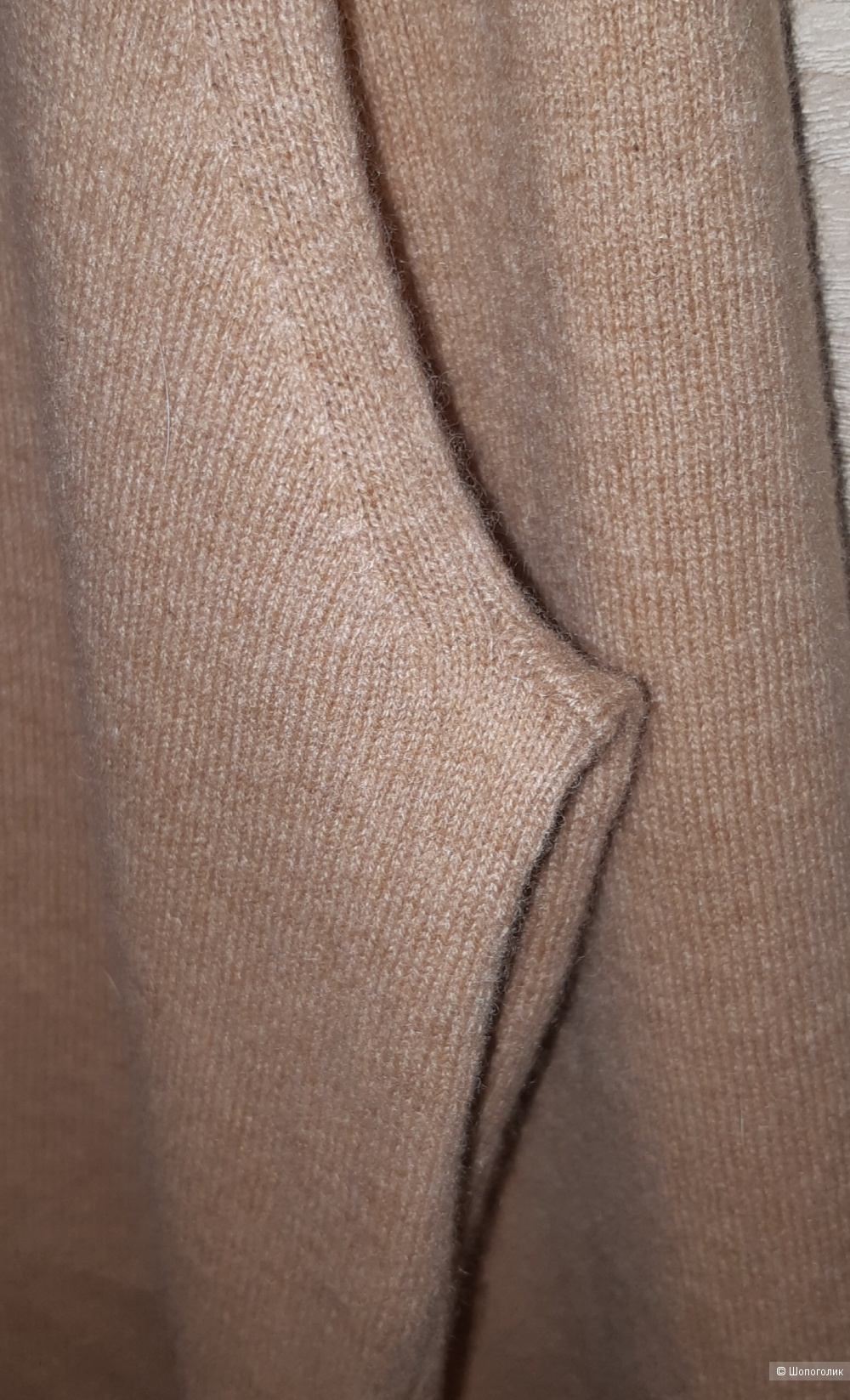 Кашемировый пуловер unger hamburg, размер 46