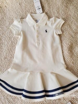 Платье детское  Ralph Lauren   размер 18М