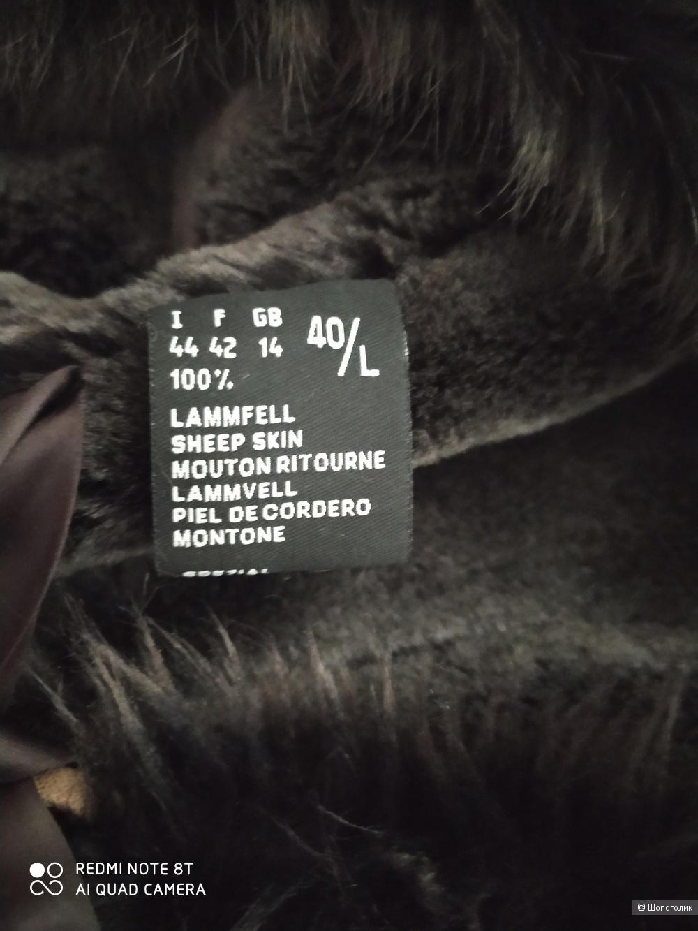 Дублёнка no name 42-46 размер+ сапоги Apart 36