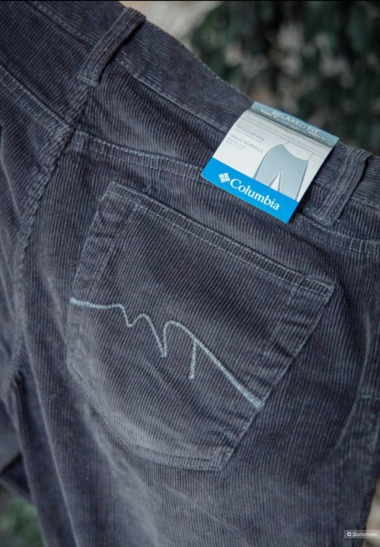Вельветовые брюки Columbia/46