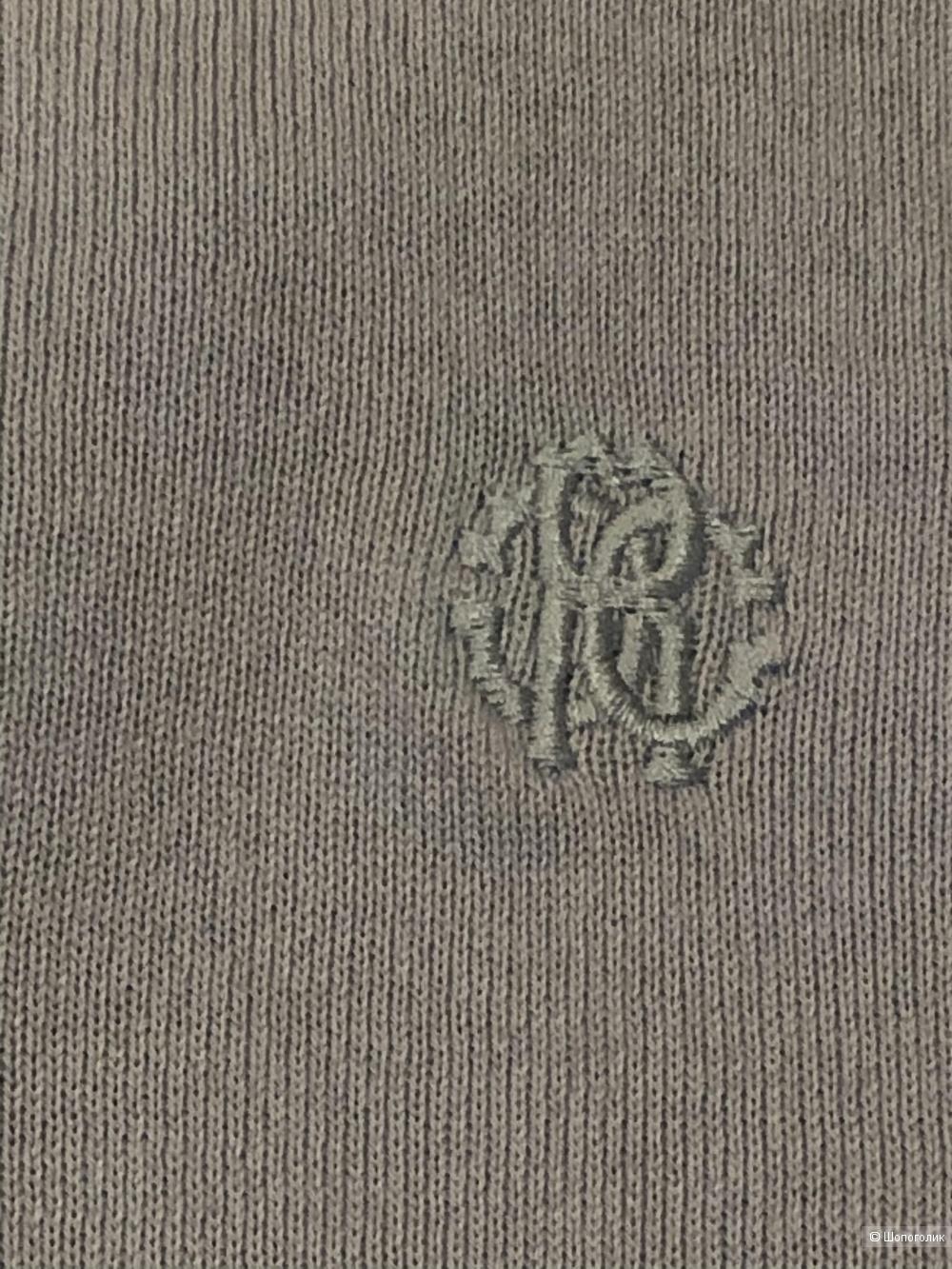 Мужское поло-свитер ROBERTO CAVALLI р. L
