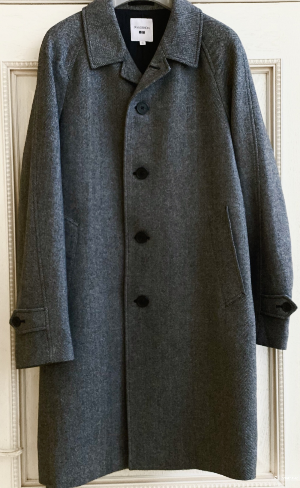 Пальто мужское JW Anderson размер м