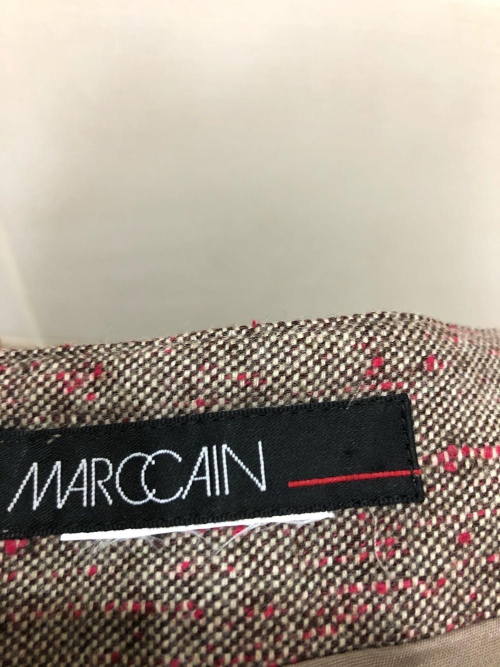 Брюки  из шерсти Marc Cain. Размер 46.