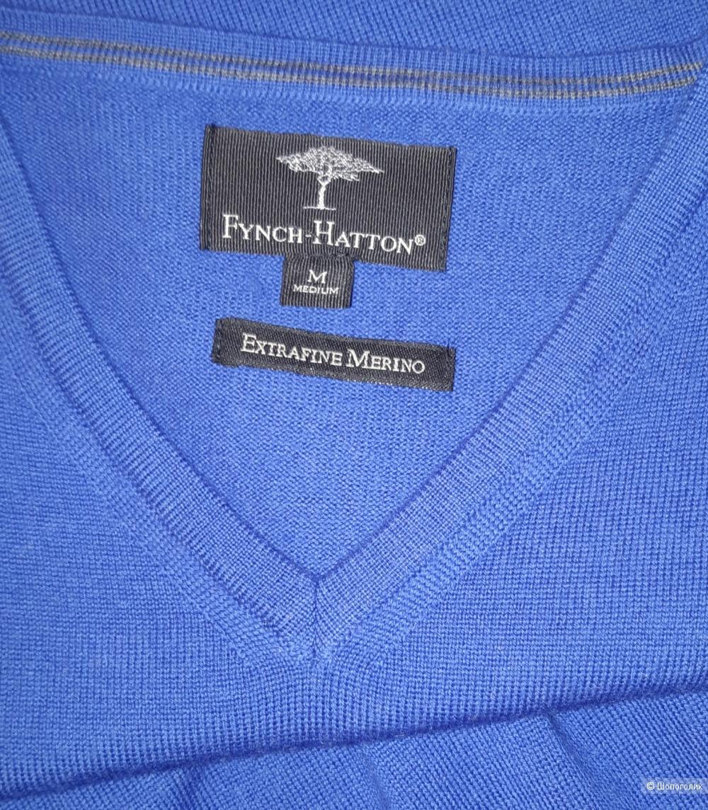 Мужской пуловер funch-hatton, размер l