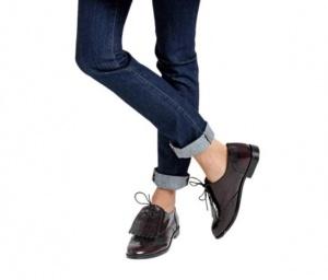 Женские Ботинки Дерби 41 Размер