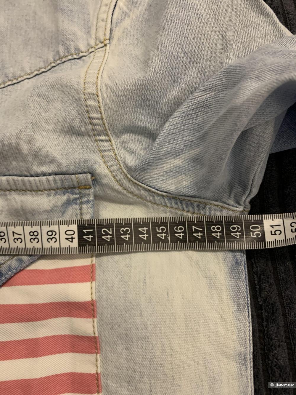 Рубашка SILVIAN HEACH размер S
