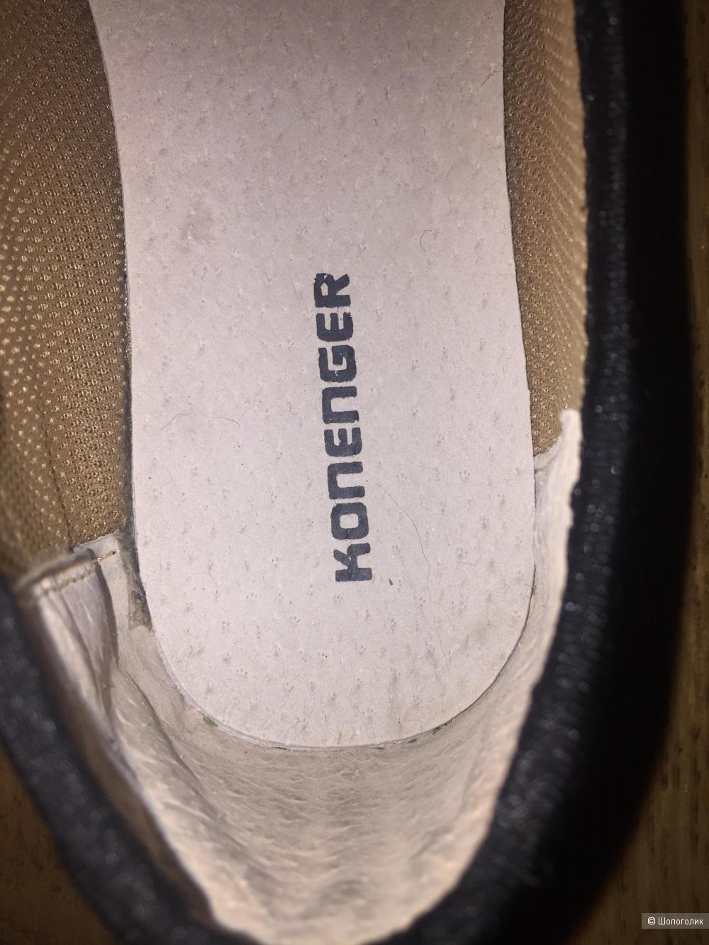 Кроссовки ботиночки konenger 38 размер