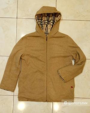 Куртка толстовка Burberry 46 размер