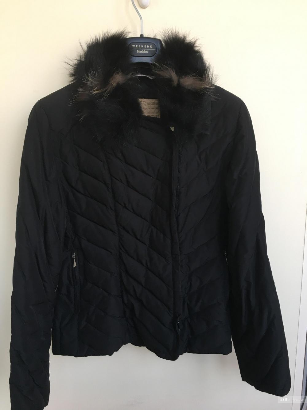 Куртка sartoria del piumino, размер 40