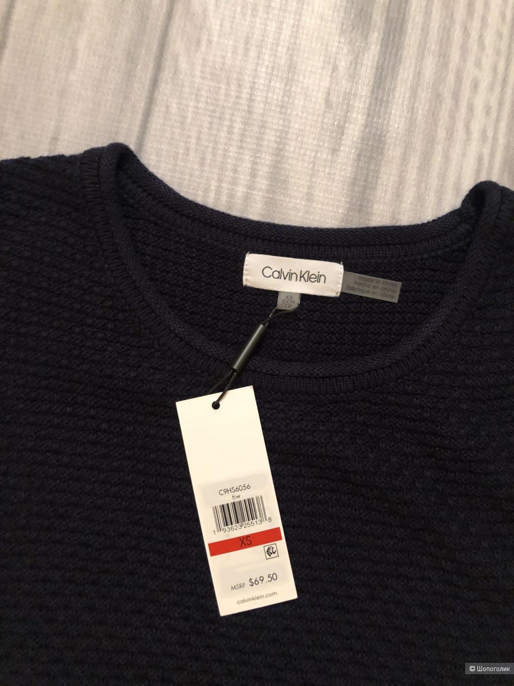 Свитер Calvin Klein размер 42-44-46