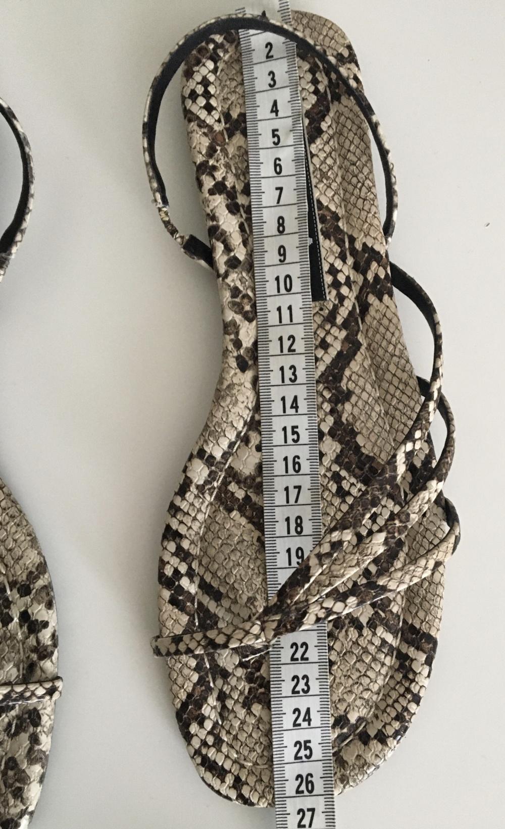 Сандалии Zara, размер 39