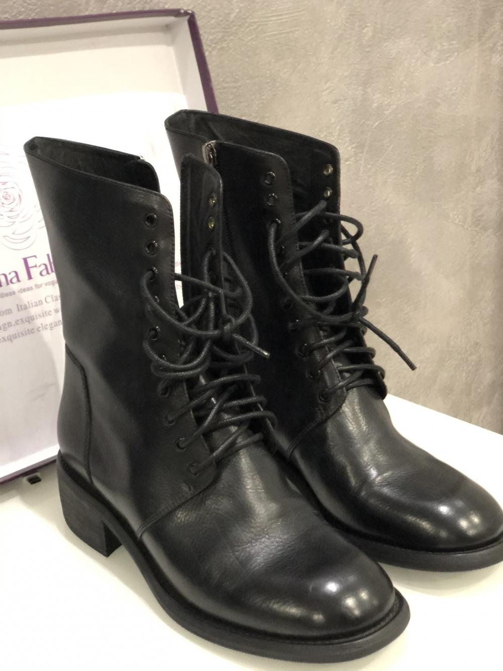 Ботинки Sasha Fabiani 36-36,5