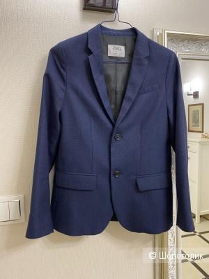 Пиджак на мальчика, Зара, размер 152