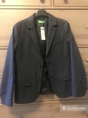 Школьный пиджак Benetton на мальчика 10-11 лет