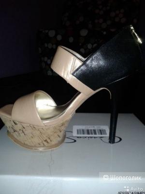 Туфли на высоких каблуках Jessica Simpson, р.39