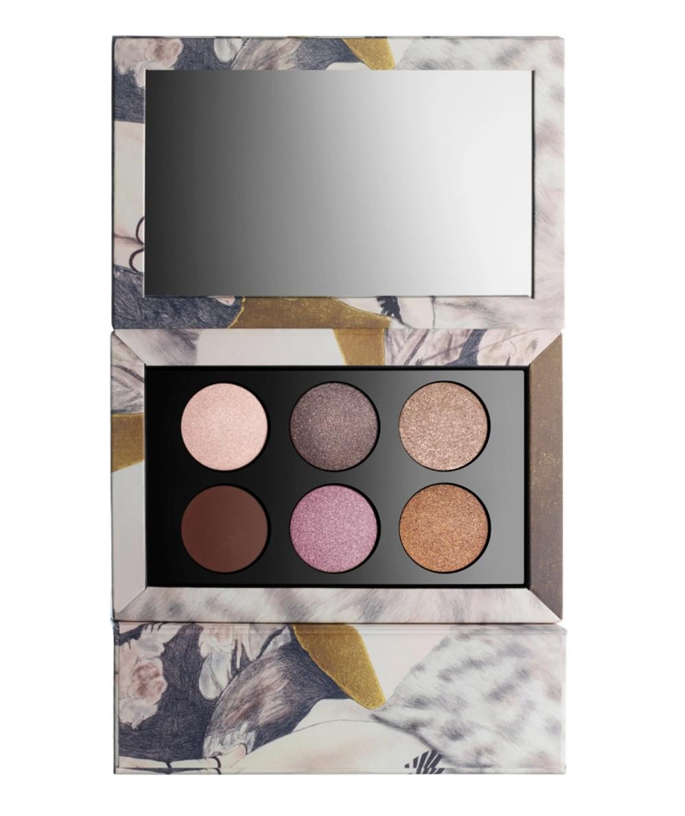 Палетка теней Pat Mcgrath Labs Mthrshp Subliminal Platinum Bronze Eye Palette