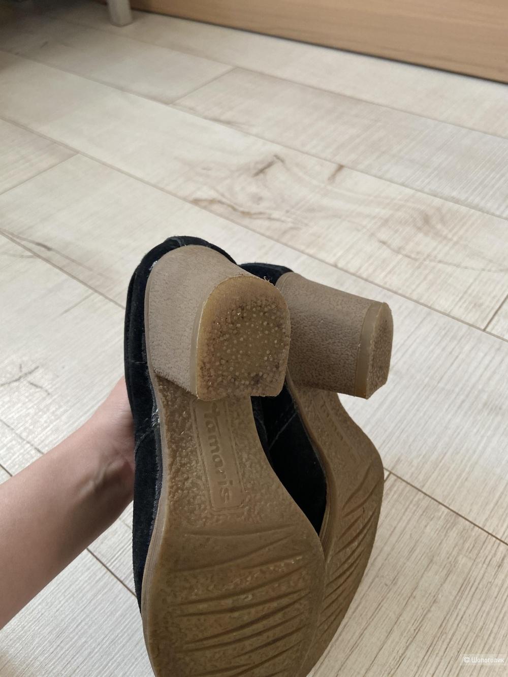 Ботинки Tamaris, размер 37 - 37,5