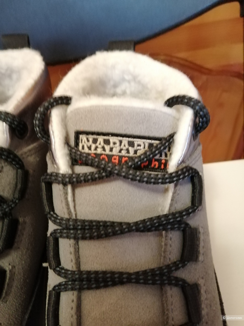 NAPAPIJRI Армейские ботинки размер 38
