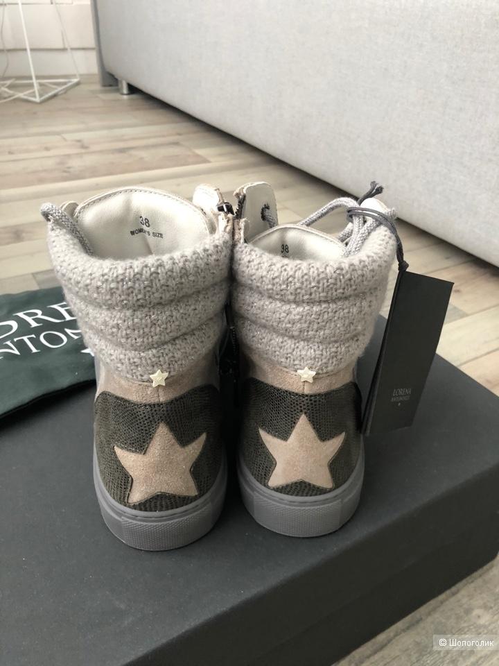 Демисезонные ботинки Lorena Antoniazzi, размер 38