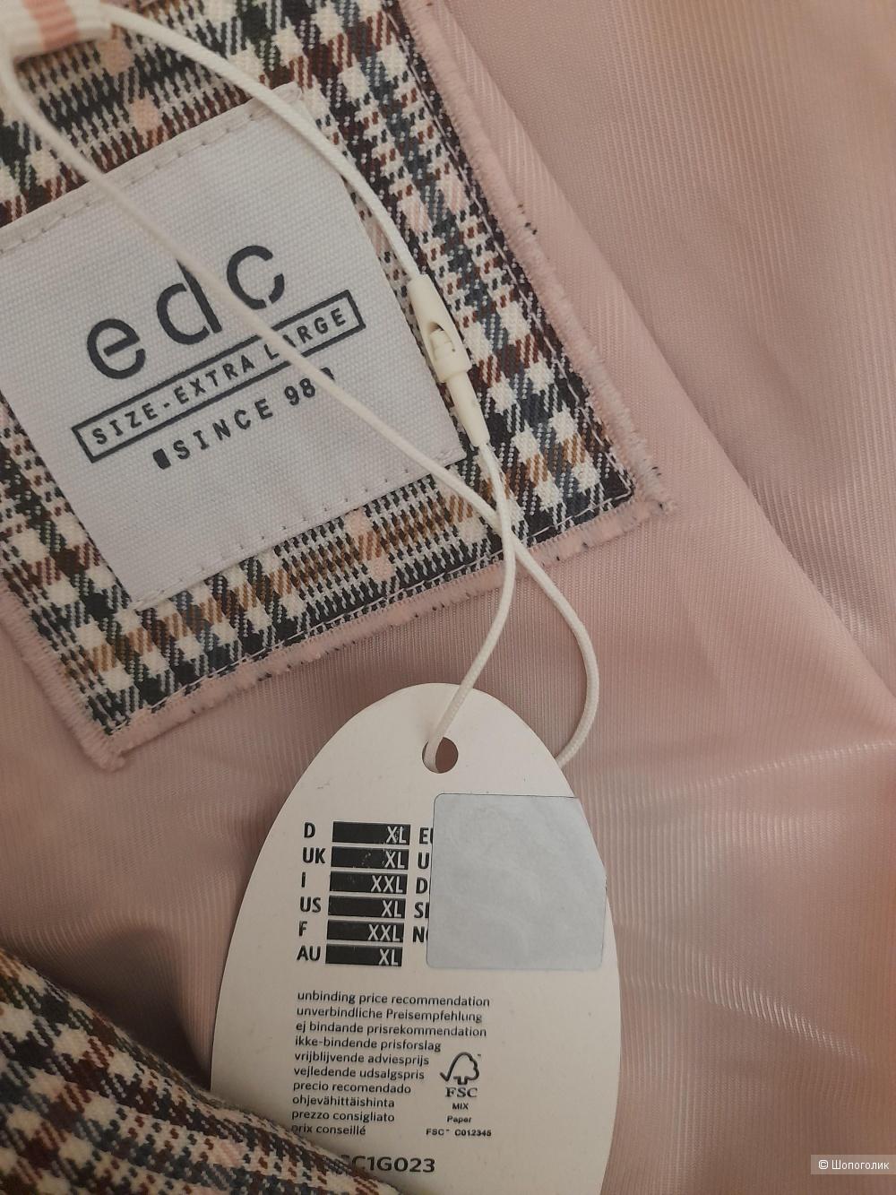 Пиджак-жакет EDC BY ESPRIT, 50