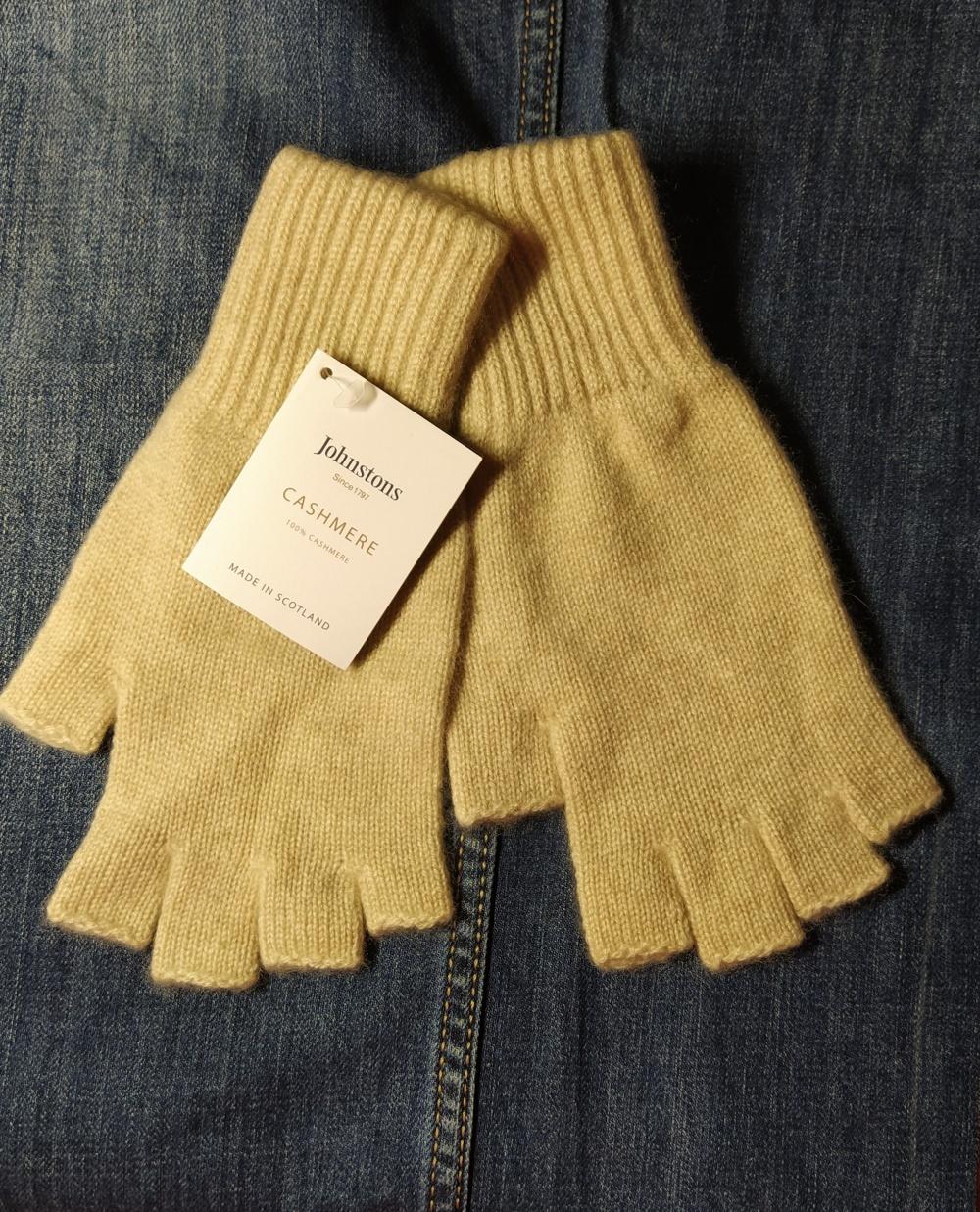 Перчатки кашемировые,one size