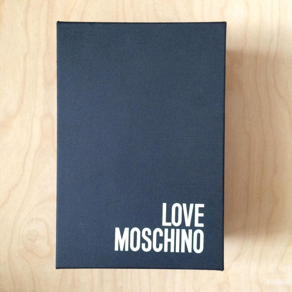 Сандалии LOVE MOSCHINO размер 36