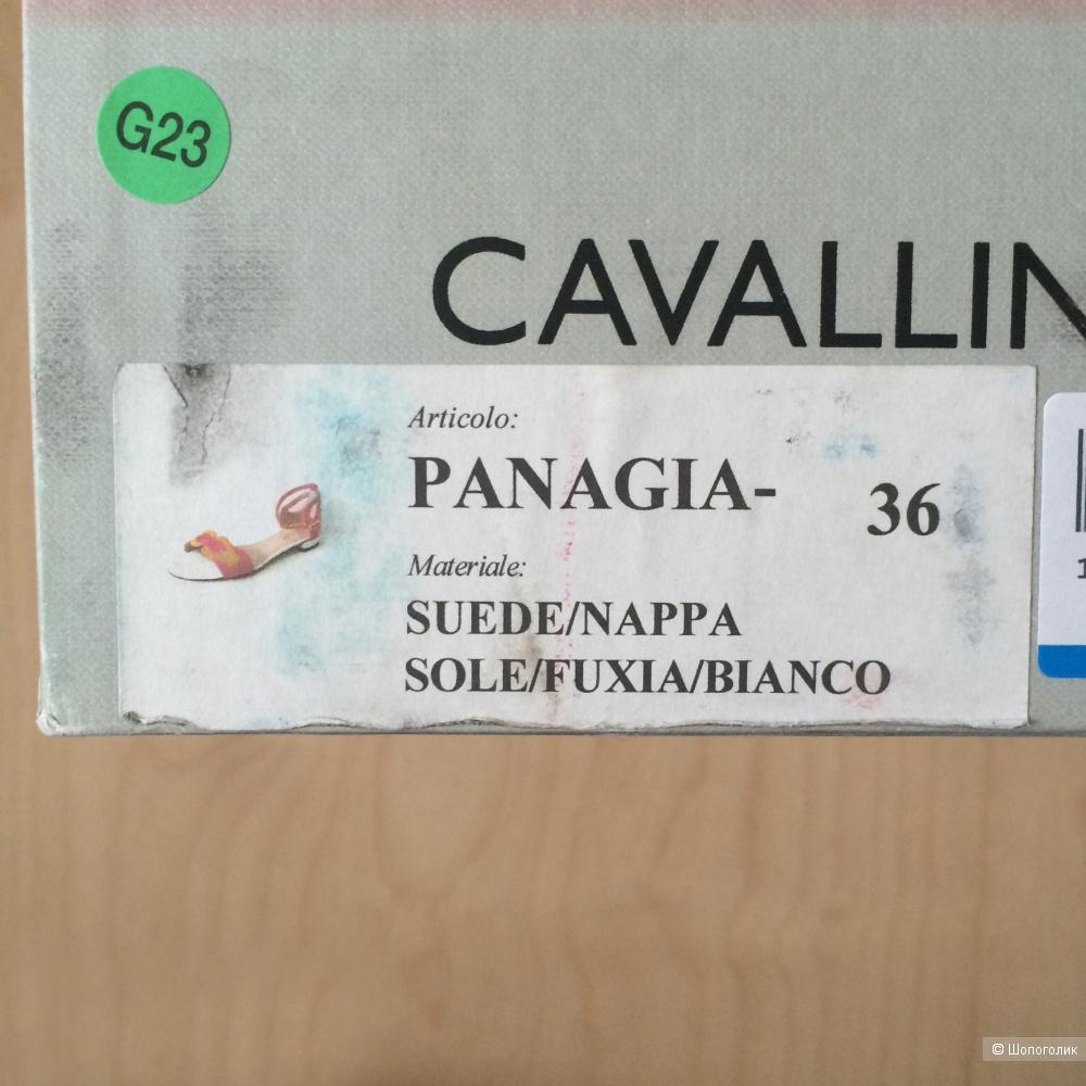Босоножки CAVALLINI размер 36