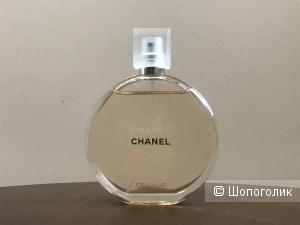 Chance Eau Vive Chanel EDT туалетная вода 97мл  из 100 мл без коробки