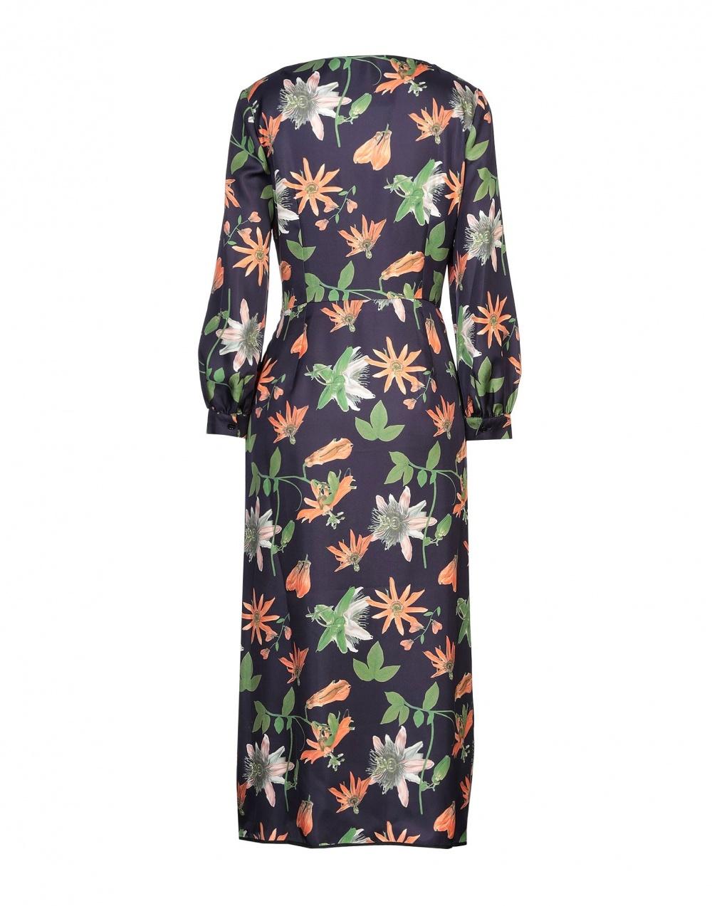 Шелковое платье Iris&Ink, 8UK, 36EU, 42 российский