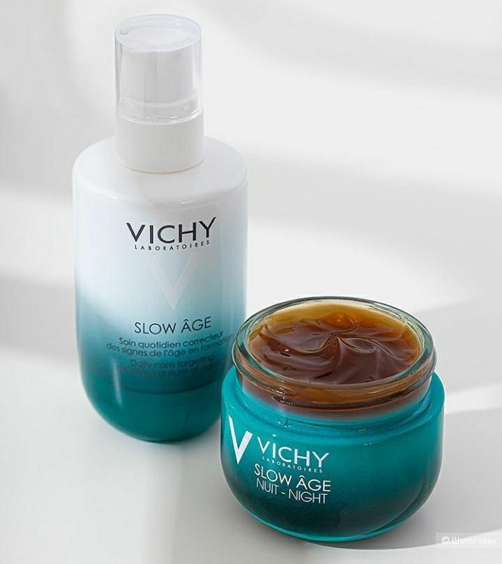 Уход за зрелой кожей, Vichy