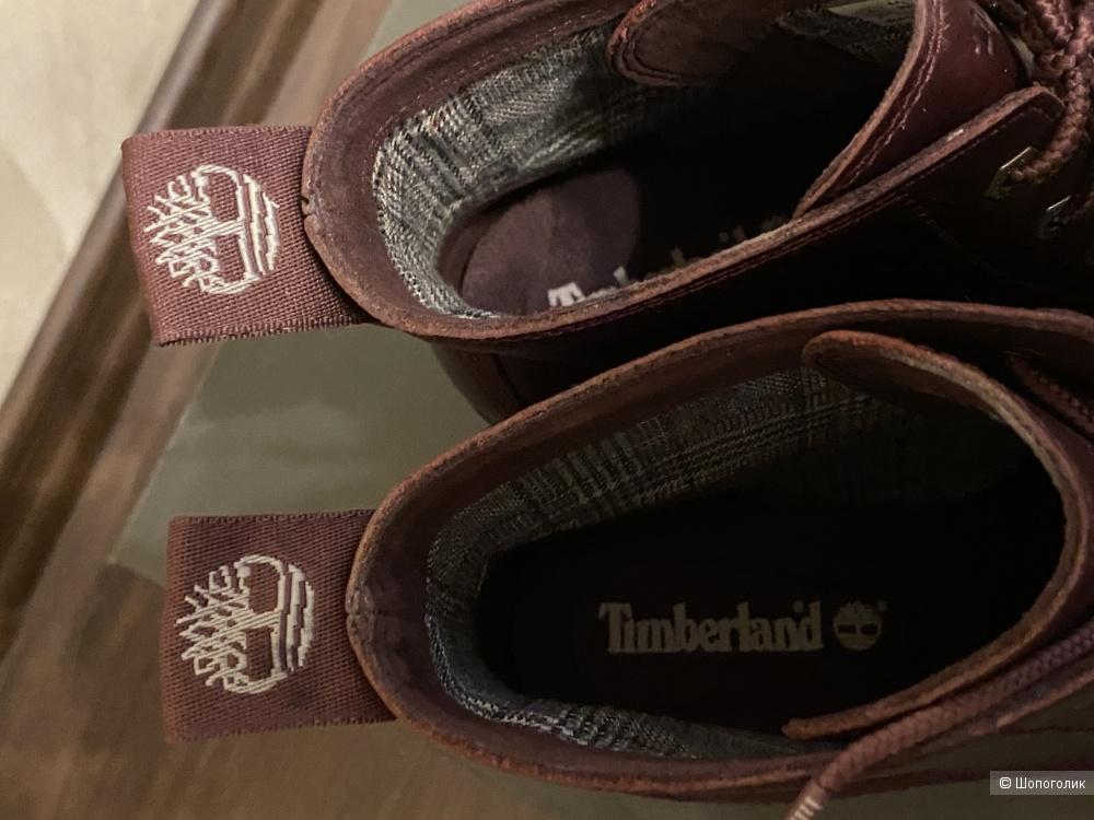 Ботинки Timbarland, размер 40.