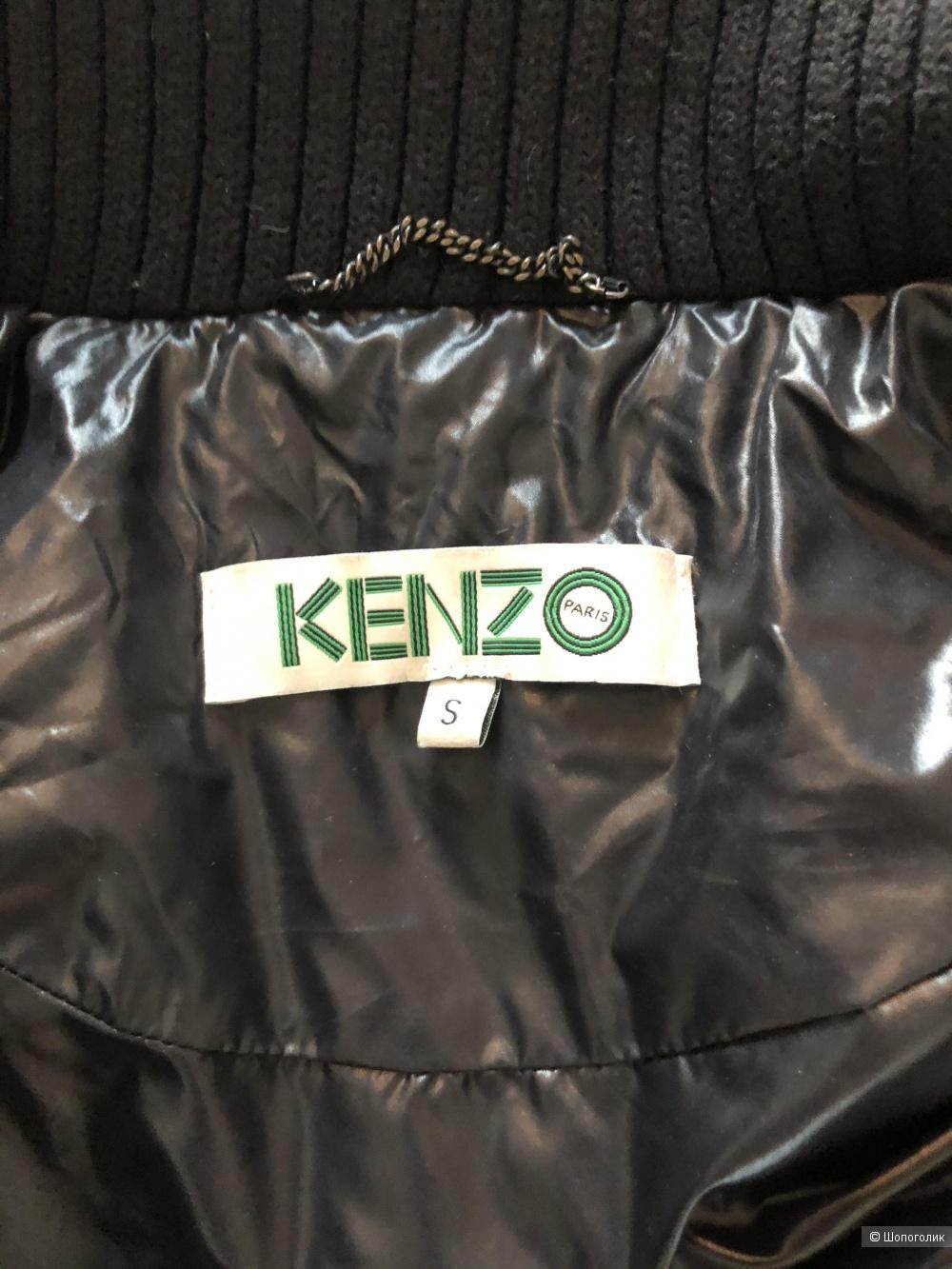Пуховик Kenzo. Размер S (42-44)