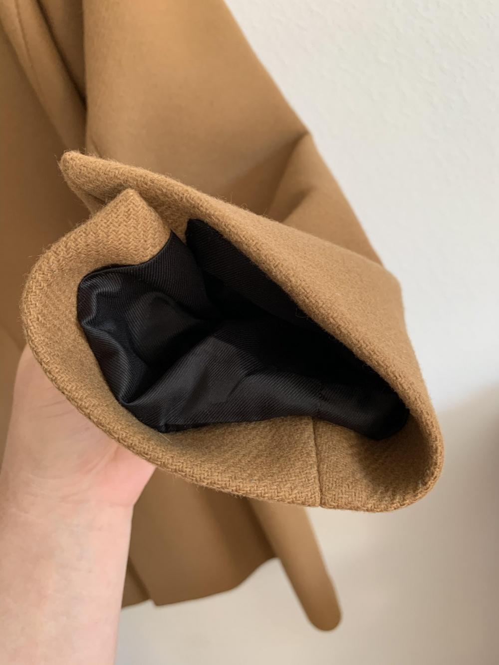Шерстяное пальто Zara, размер М