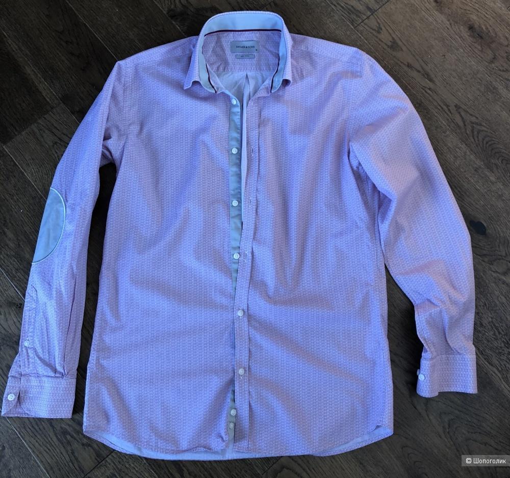 Рубашка бренда Father sons размер M