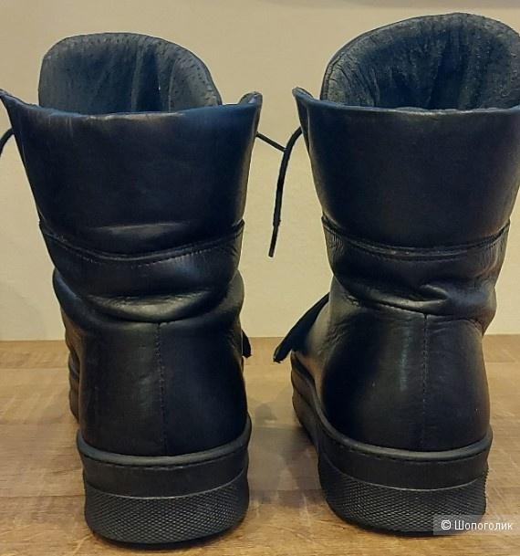 Ботинки PIAMPIANI размер 35 EU