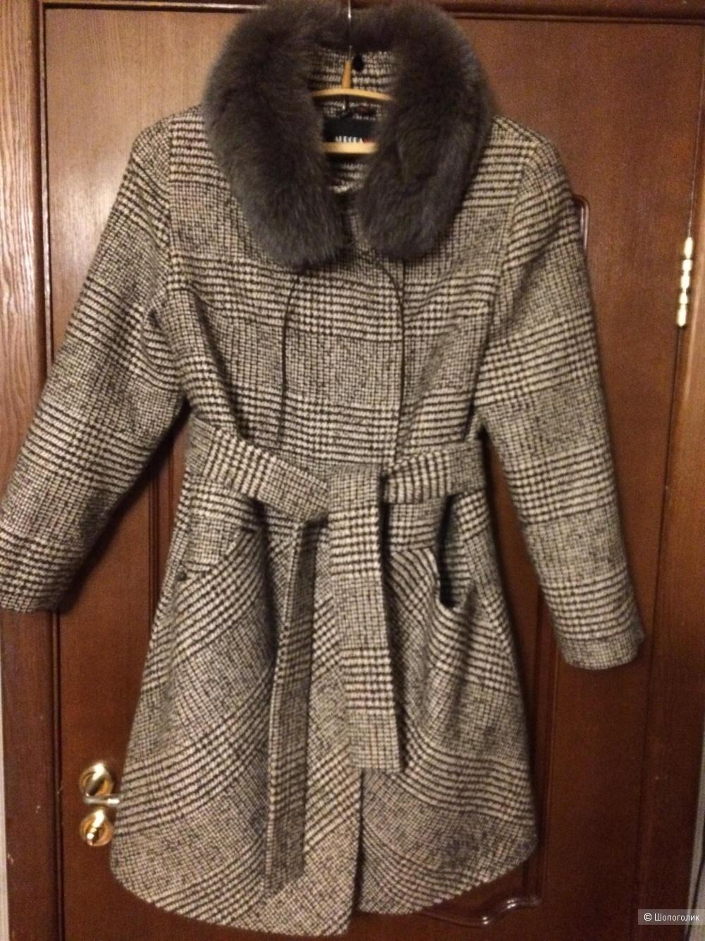 Пальто  зимнее Aurora Mos 50 размер